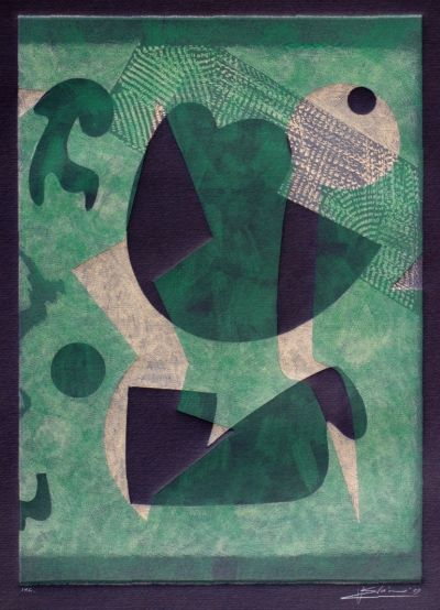 "Vladimiro Elvieri, ""Green Revolution"", 2009"