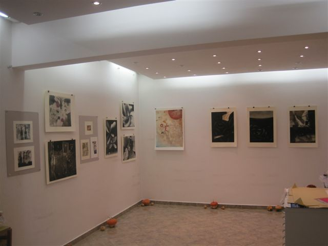 Lessedra. General view with works from Mutsuko Ando, Yoko Umeda, Mitsuko Ikeuchi and Miwako Oso