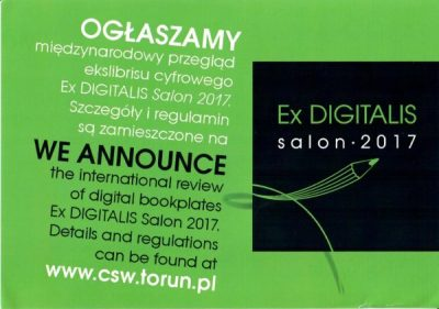 Ex Digitalis Salon 2017